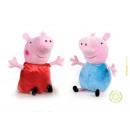 Peppa Pig peppa & george 42 cms