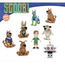 Scooby Doo 8 models 28 cms