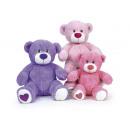 Großhandel Puppen & Plüsch: Bär mit leuchtendem Herzen