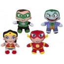 dc comics assorted 4 models