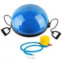 Bosu Ball Balance Dome with Pull Ropes Fitness Pil