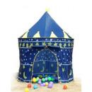 groothandel Speelgoed: Opvouwbare Kasteel Tent Voor Kinderen Blauw