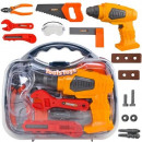 groothandel Tuin & Doe het zelf: Kids Tool Set Children Repair Tools Toy Real Small