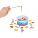 Wooden Game Fishing Magnet Fishing Rods Puzzle 943