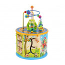 Wooden Cube Activity Centre Baby 8-in-1 Multifunct