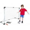 nagyker Sport és szabadidő: Football SET - GOAL + BALL + PUMP + PEGS # 5617