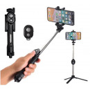 wholesale Computer & Telecommunications: Monopod Photo Holder Selfie Stick Bluetooth ...