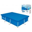 Bâche Bestway 58106 pour piscine à cadre 300 x 201
