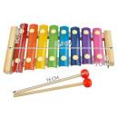 grossiste Jouets: Glockenspiel coloré pour enfants - bois + 2 ...