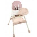 grossiste Maison et habitat: Chaise haute bébé table pliable réglable 5 points