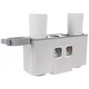 Toothpaste dispenser Brush holder x 5 9178