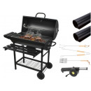 Barbeque Charcoal Grill Cooking Garden Outdoor He