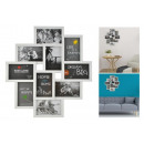 Picture frame Collage for 10 photos Pictures Plast