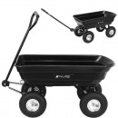 Trolley with tilting function Trolley with pneumat