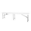 Beer tent set table bench garden furniture camping