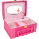 Music box with a ballerina