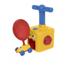 Pump - toy blowing up balloons