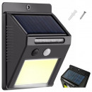 Solar lamp outside 48 LED with motion detector Wat