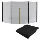 Exterial Net For Trampoline