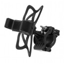 Bicycle mobile phone holder with 360 ° universal m