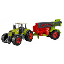 Farm Set 6 Pieces Agricultural machinery Trailers