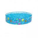Zwembad. Tuinbassin voor kinderen Bestway 5