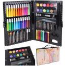 Art Set for Painting 86 pcs + Suitcase 9173
