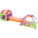 wholesale Sports & Leisure: Tent for children 3 in 1 – igloo house with tunnel