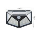 100LED L10720 solar lamp