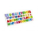 mayorista Juguetes: Letras Juguetes de madera para niños Número de alf