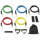Resistance band Fitness band Handles Door anchor 5