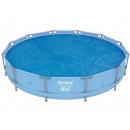 groothandel Sport & Vrije Tijd: Bestway 58242 Solar Cover voor zwembad O 366CM # 5