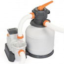 Bestway Flowclear sand filter system with ChemConn