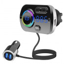 FM transmitter - 2x USB BLUETOOTH MP3