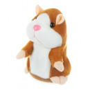 grossiste Poupees et peluches:Hamster interactif