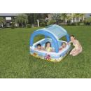 Bestway Aufblasbarer Pool für Kinder mit Sonnendac