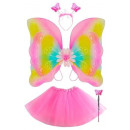 A butterfly costume 4in1 – butterfly costume fairy