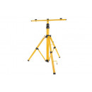 Tripod / stand for a double floodlight 160cm