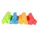 Lingettes de nettoyage en microfibre 12 pcs. Sucer