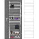 Ripiano per scarpe Calzature Cabinet Door Organize