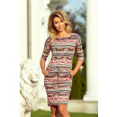 wholesale Dresses: 13-94 Sports dress - colorful stripes FOLK