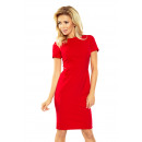 wholesale Fashion & Apparel: 150-2 DOROTA dress - elegant - RED