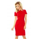 ingrosso Abiti: 150-2 DOROTA abito - elegante - RED