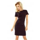 wholesale Fashion & Apparel: 150-3 DOROTA dress - elegant - BLACK
