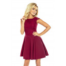 wholesale Fashion & Apparel: 157-3 Flared dress MARTA with lace