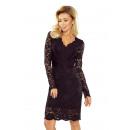 groothandel Kleding & Fashion: 170-1 kanten jurk met lange mouwen