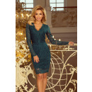 wholesale Fashion & Apparel: 170-3 Lace dress with long sleeves