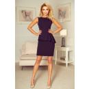 groothandel Kleding & Fashion: 178-2  asymmetrische jurk met vest - GRENADE