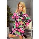 wholesale Dresses: 179-2 VIOLA Dress with two flounces