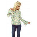 wholesale Shirts & Blouses: 181-2 Blouse with flared sleeves